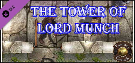 Fantasy Grounds - Compass Point #05: The Tower of Lord Munch (PFRPG)