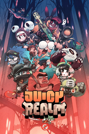 Juicy Realm poster image on Steam Backlog