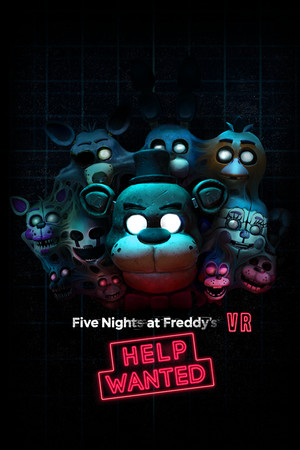 FIVE NIGHTS AT FREDDY'S: HELP WANTED poster image on Steam Backlog