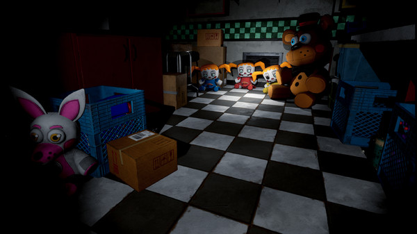 Five Nights at Freddys Help Wanted-PLAZA [CRACK]