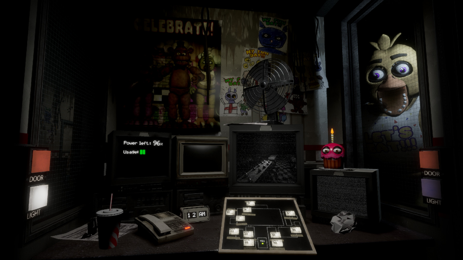5 Nights At Freddy's Chica five nights at freddy's: help wanted