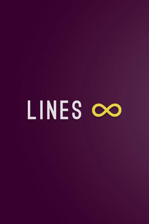 Lines Infinite poster image on Steam Backlog