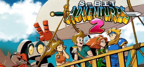 View 8-Bit Adventures 2 on IsThereAnyDeal