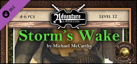 Fantasy Grounds - A18: Storm's Wake (PFRPG)