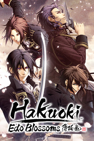 Hakuoki: Edo Blossoms poster image on Steam Backlog