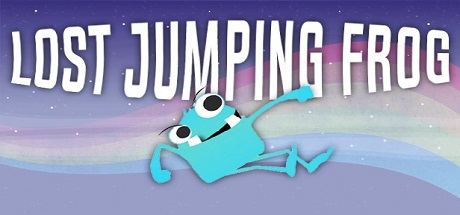 Lost jumping frog cover art