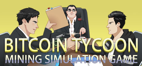 Bitcoin Tycoon - Mining Simulation Game - SteamSpy - All the