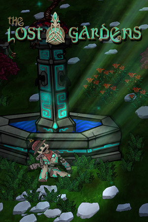The Lost Gardens poster image on Steam Backlog
