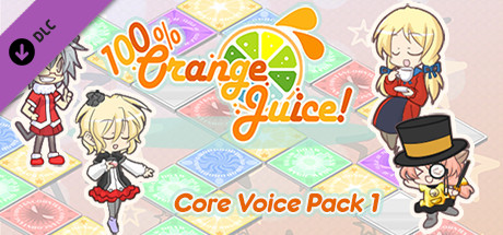 100% Orange Juice Core Voice Pack 1