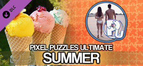 Pixel Puzzles Ultimate - Puzzle Pack: Summer