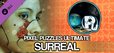 Jigsaw Puzzle Pack - Pixel Puzzles Ultimate: Surreal