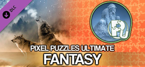 Pixel Puzzles Ultimate - Puzzle Pack: Fantasy