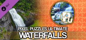 Pixel Puzzles Ultimate - Puzzle Pack: Waterfalls