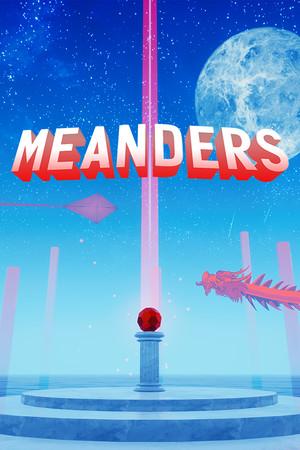 MEANDERS poster image on Steam Backlog
