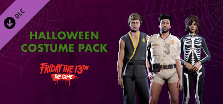 Friday the 13th: The Game - Costume Party Counselor Clothing Pack