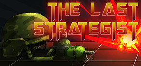 The last strategist cover art