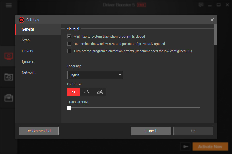 driver booster 5.3.0.752 key