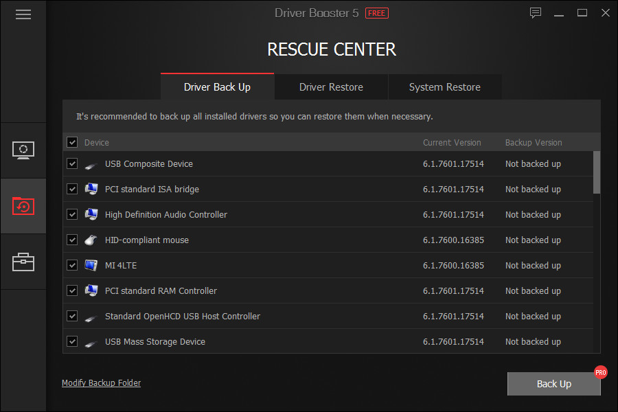 driver booster 5 free serial