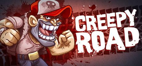 Creepy Road cover art