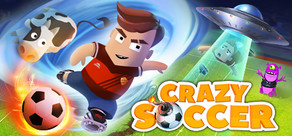 Crazy Soccer cover art
