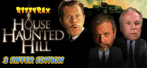 RiffTrax: House on Haunted Hill (Three Riffer Edition)