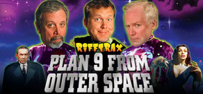 Plan 9 from Outer Space (Three Riffer Edition)
