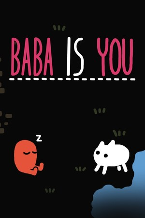 Baba Is You poster image on Steam Backlog