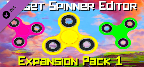 Fidget Spinner Editor - Expansion Pack 1 on Steam