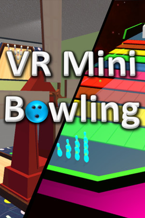 VR Mini Bowling poster image on Steam Backlog