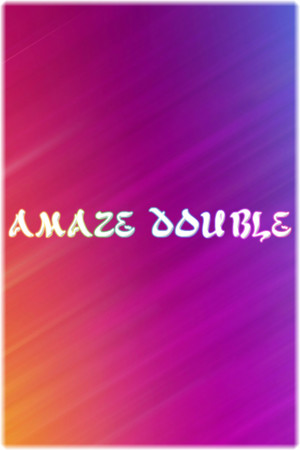 aMAZE Double poster image on Steam Backlog
