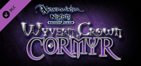 Neverwinter Nights: Enhanced Edition Wyvern Crown of Cormyr cover art