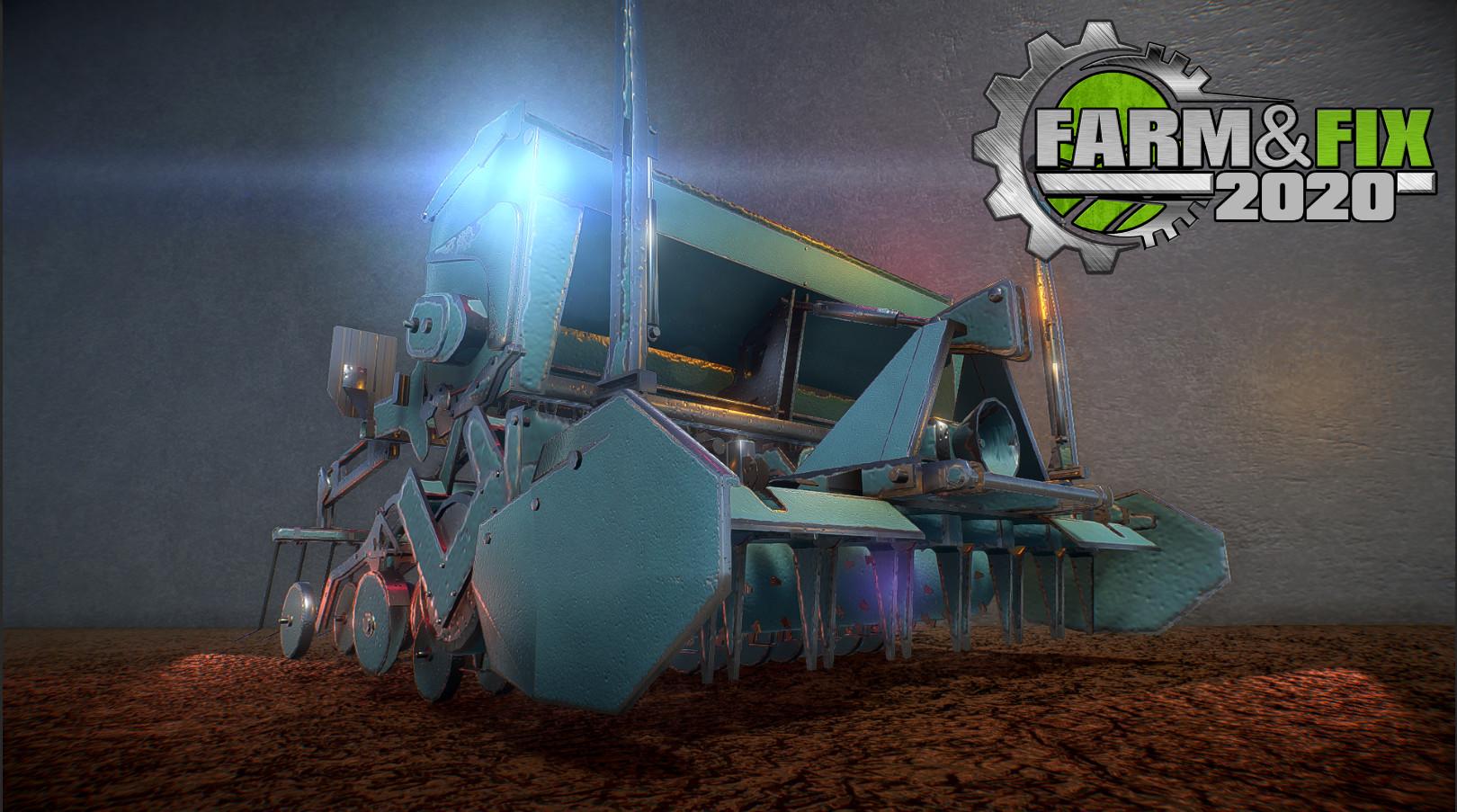 Farming simulator 2020 pc