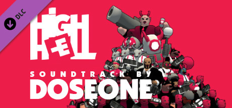 High Hell Soundtrack by Doseone