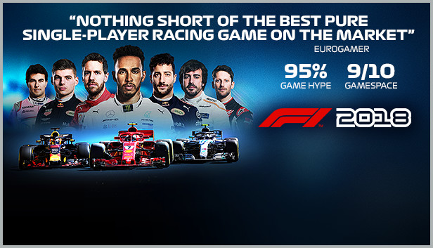 Download F1 2018 free download