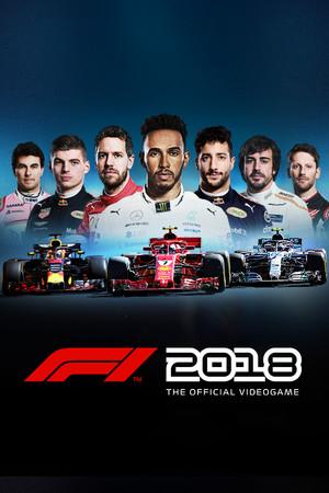 F1 2018 poster image on Steam Backlog