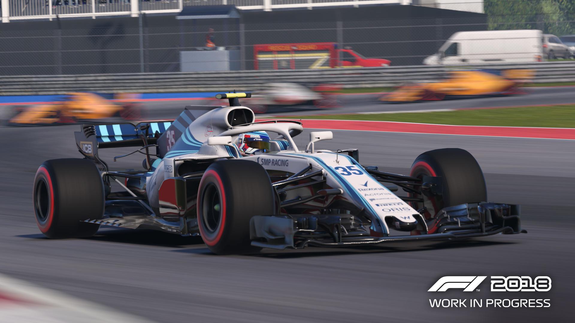 F1 2018 [2018|Rus|Eng|Multi10]