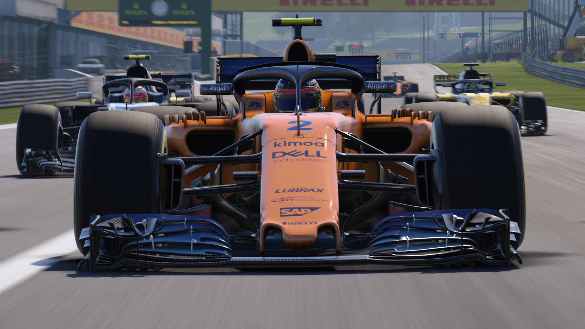 F1 2018 Screenshot 1