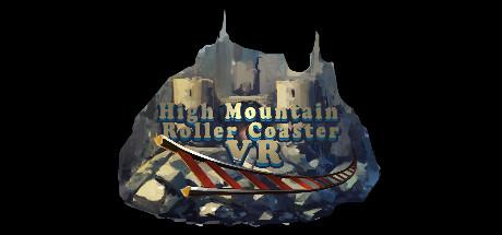 High Mountain Roller Coaster VR