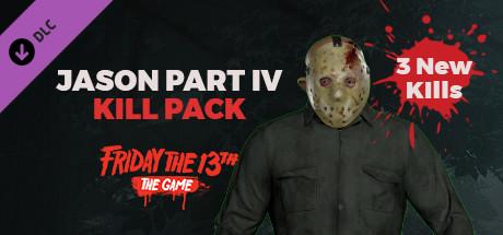 Friday the 13th: The Game - Jason Part 4 Pig Splitter Kill Pack
