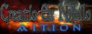 Creatio Ex Nihilo: Aition