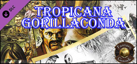 Fantasy Grounds - Tropicana: Gorillaconda (Savage Worlds)