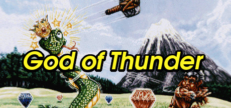 God Of Thunder cover art