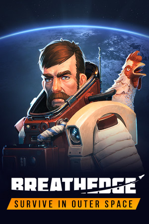 Breathedge poster image on Steam Backlog