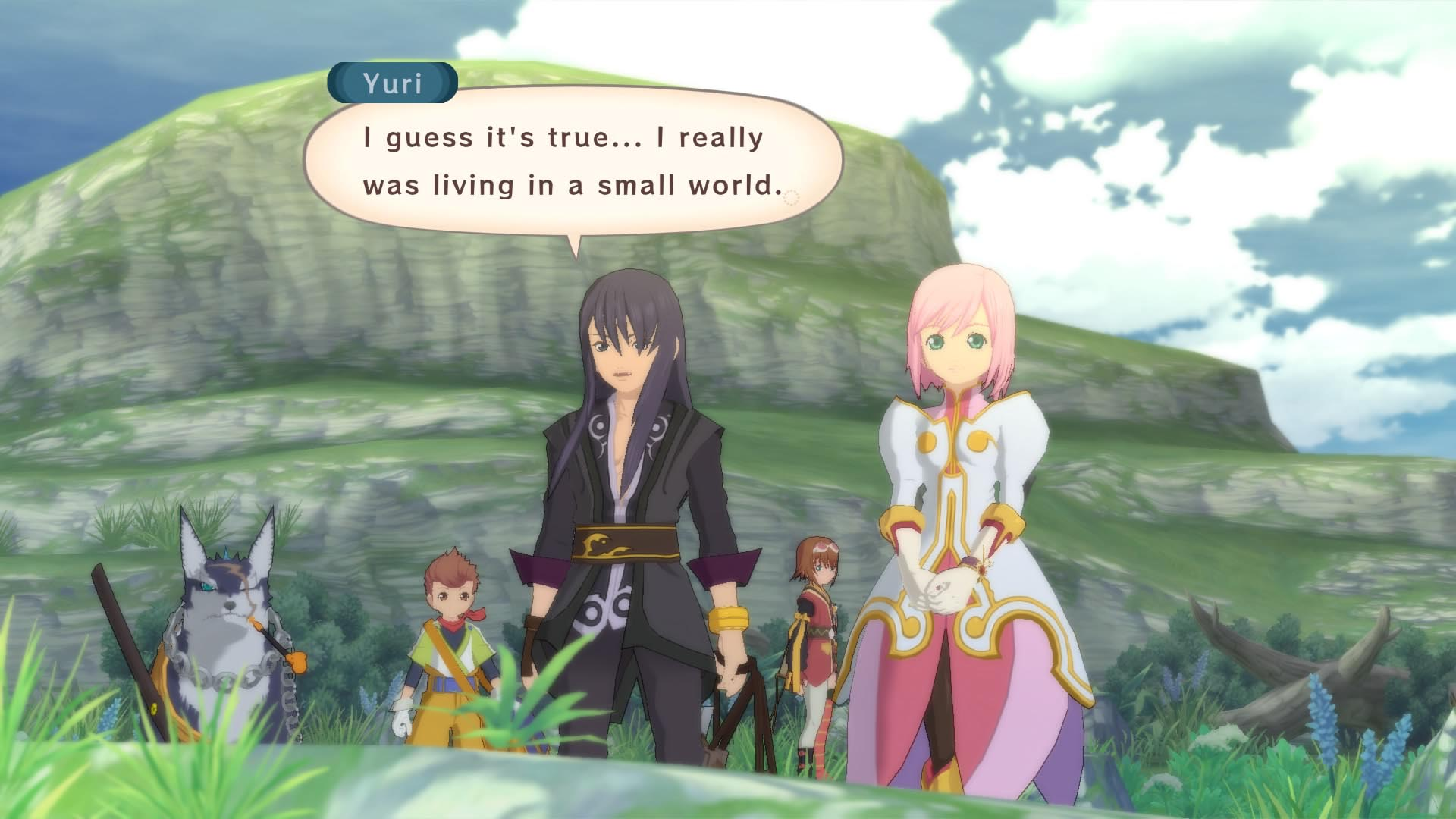 Image result for tales of vesperia definitive edition 1920x1080 gameplay
