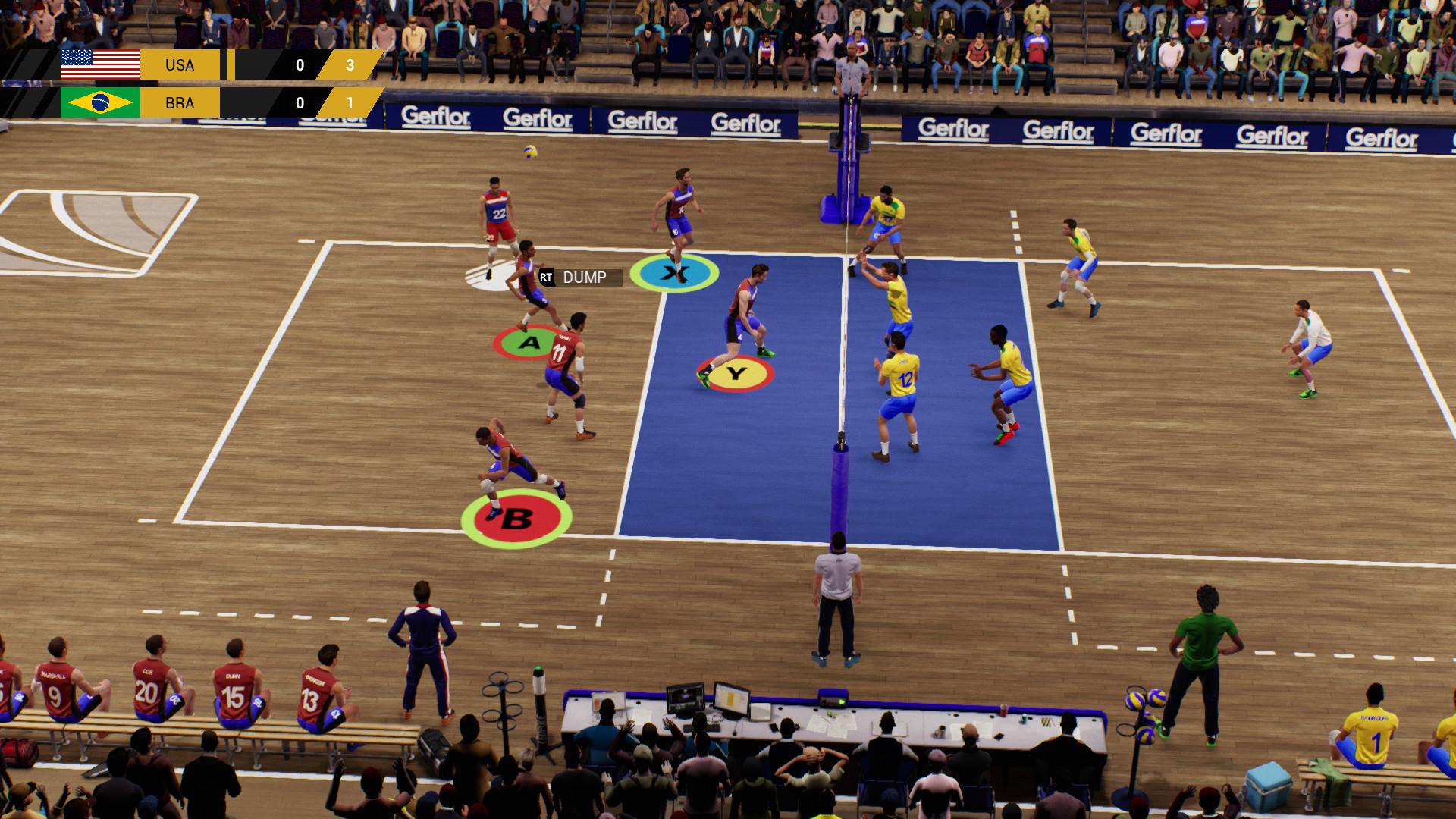 Spike Volleyball Screenshot 3