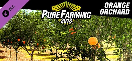 Pure Farming 2018 - Orange Orchard
