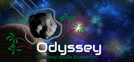 Odyssey: The Deep Space Expedition cover art