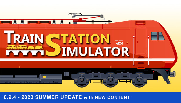 Train Station Simulator on Steam