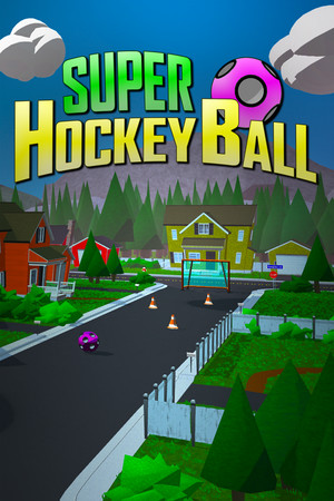 Super Hockey Ball poster image on Steam Backlog