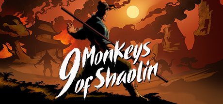 9 Monkeys of Shaolin title thumbnail